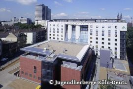 Jugendherberge Köln-Deutz City-Hostel